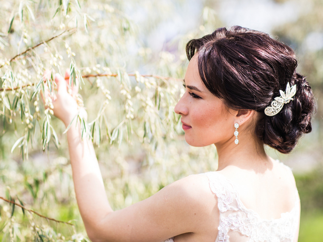 bridal packages, wedding hair & makeup: lake charles, la